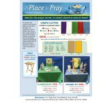 A Place to Pray - FREE PDF download