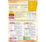 Parish Mass Book Brochure - FREE PDF download