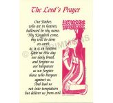 Certificate - The Lord's Prayer