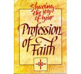 Profession of Faith/RCIA Card (CB1277)