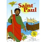 Saint Paul Colouring Book