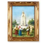 Our Lady of Fatima Framed Picture (CBC83263)