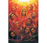 The descent of the Holy Spirit - Banner