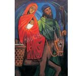 Flight into Egypt - Banner