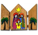 Crib Triptych (Small)