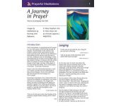 Download - A Journey in Prayer - Notes for DVD (PDF)