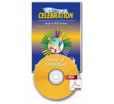 A Year of Celebration - Pupil's PDF Book on CD