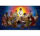 The Last Supper - Banner