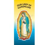 Our Lady of Guadalupe - Banner BAN1150