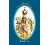 Our Lady of Fatima Banner - B Shape - BAN1158