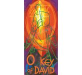 O Key of David - Lectern Frontal LF15