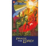Praise the Lord Message Banner