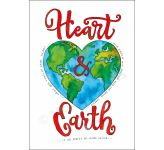 Be the Change: Heart & Earth - Banner BAN656