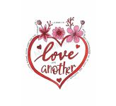 Love Scripture: Love one another - Banner BAN682