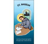 St. Anselm Mission Statement Banner