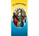 St. John Fisher  - Lectern Frontal LF748B