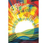 Christ the beginning and the end 2 - Banner