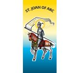 St. Joan of Arc - Lectern frontal LF870
