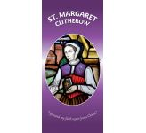 St. Margaret Clitherow - Banner BAN886C