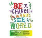 Be the Change Colouring Book - FREE Download
