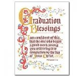 Graduation Blessings Card (CA5087)