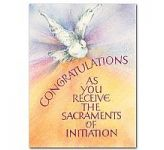 RCIA Congratulations Card (CA5095)