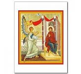 Icon- Annunciation Card (CA6772)