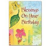 Birthday Blessings Card (CA8181)