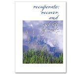 Recuperate, Recover Card (CB1599)