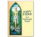Easter Card for Pastor (CB1641)