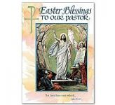 Easter Pastor Card (CB1695)