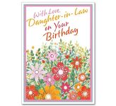 With Love Daughter-in-Law on Your Birthday (CB1886)