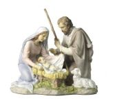 Holy Family Nativity 7 3/4'' Statue