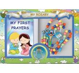 Multi Coloured Children's Rosary Gift Box