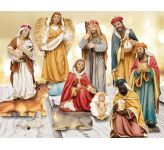 Nativity Figures (CBC89367)