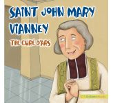 Saint John Mary Vianney, The Cure d'Ars.