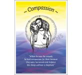 Core Values: Compassion Poster
