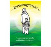 Core Values: Encouragement Poster