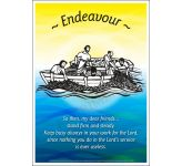 Core Values: Endeavour Poster