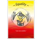 Core Values: Equality Poster