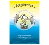Core Values: Forgiveness Poster