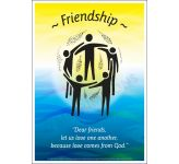 Core Values: Friendship Poster