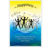 Core Values: Happiness Poster