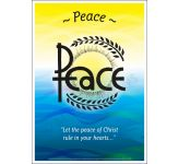 Core Values: Peace Poster