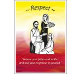 Core Values: Respect Poster