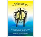 Core Values: Tolerance Poster