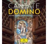 Cantate Domino CD - Sistine Chapel Choir