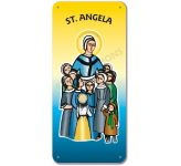 St. Angela - Display Board 1055