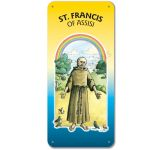 St. Francis of Assisi - Display Board 1070