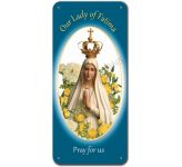 Our Lady of Fatima - Display Board 1157